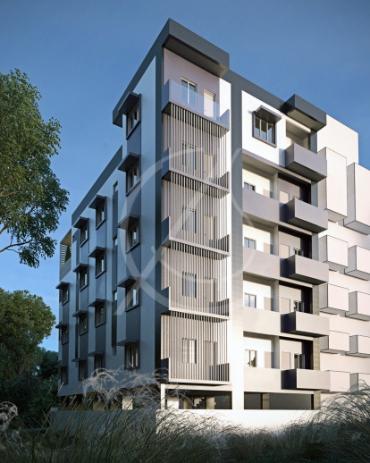 Modern Apartment Exterior Design | Comelite Architecture ...