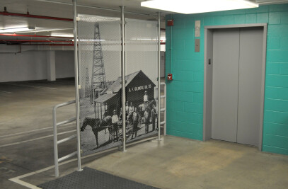 A.F. Gilmore Company Parking Garage