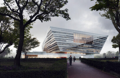 Shanghai East Library
