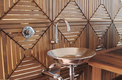 Ceiling, Wall Lining, Partition Wall   Sakkho Wood Tiles