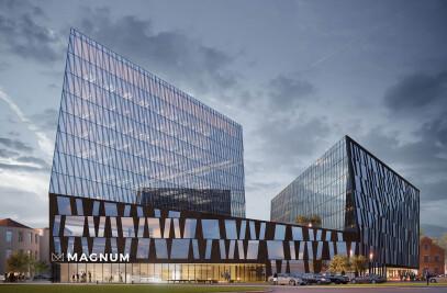 """Office building """"Magnum"""""""
