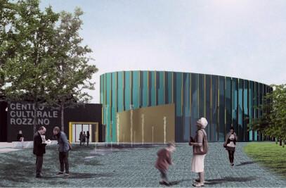 Centro Culturale Polifunzionale a Rozzano