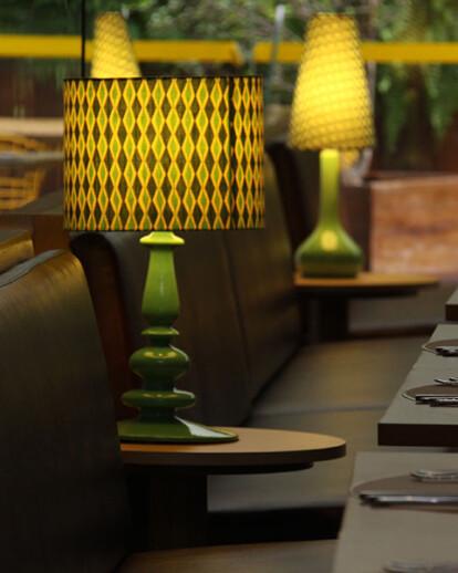 Restaurante Santinho - Instituto Tomie Othake