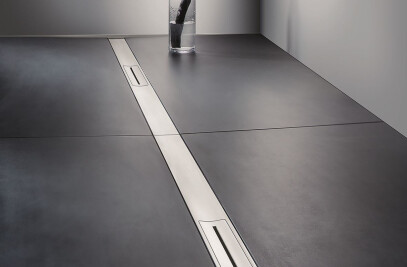 HL 53 In|Floor Duschrinne
