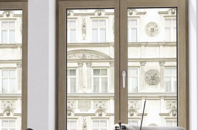 TimberAluminium Window HF 410