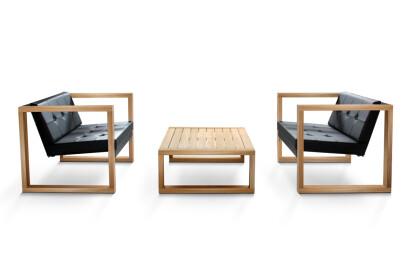 Mesita Lounge - coffee & side table