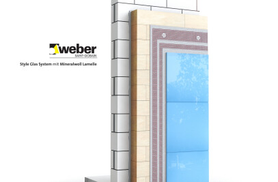 Weber therm style Glass