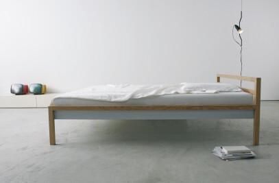 Room Bett mit Sprossen