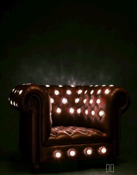 Club Chair Rough Diamont