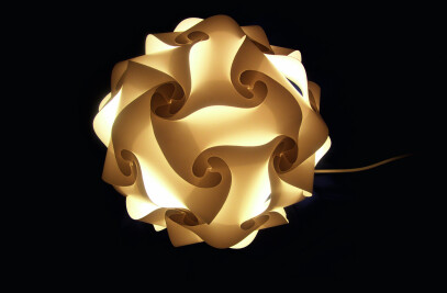 Fiocco lamp