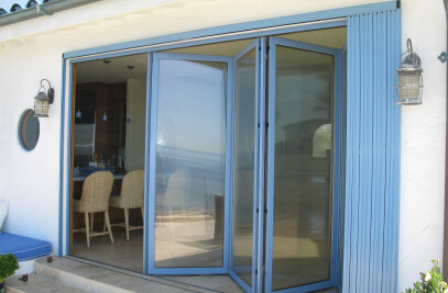 All Aluminum Folding Door System ( S.51)