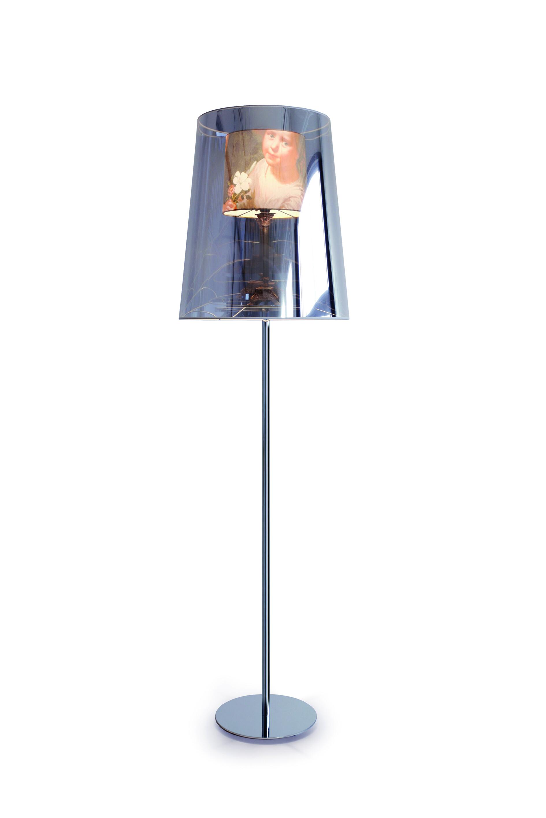 Light Shade Shade Floor Lamp