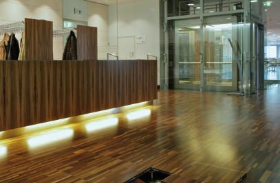 NORTEC raised floor