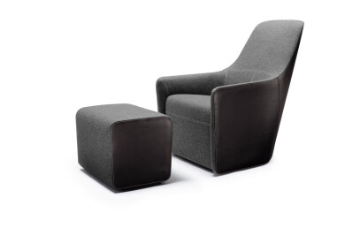 Foster 520 Armchair for Walter Knoll