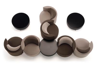 Play chair - cofee table