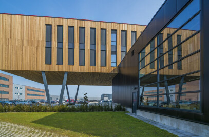 Timber Cladding by Derako & Foreco