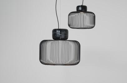 Keshi lamp