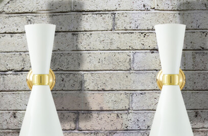 Cairo Contemporary Wall Light