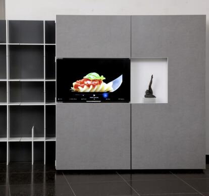 Pop-up kitchen PIA TEX
