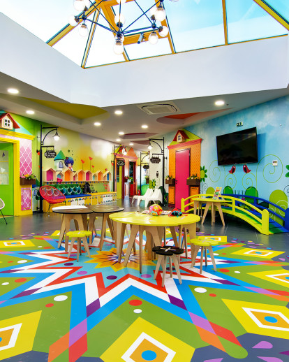Preschool Education Center | Ioannina | Greece