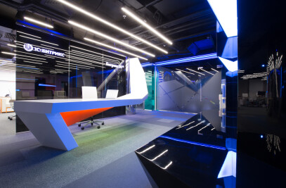 Bitrix24 office in Moscow