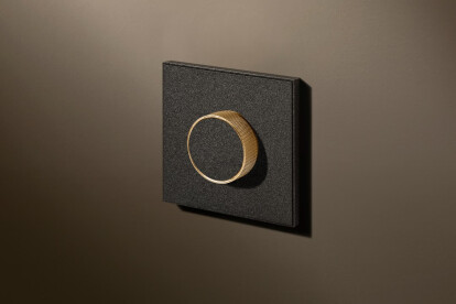 Dimmer button