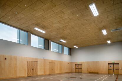 Alyth Primary Hall Heradesign