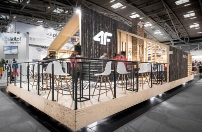 4F ISPO Munich 2018