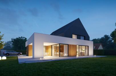 Single family house in Zlotniki, PL