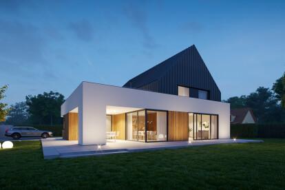 House in Zlotniki