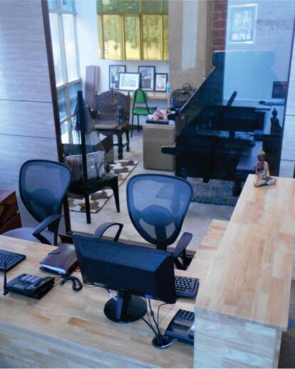OFIA's latest design studio