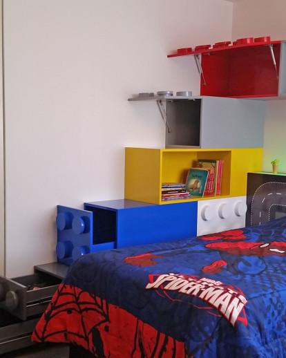 Cuarto para Niños LEGO CITY