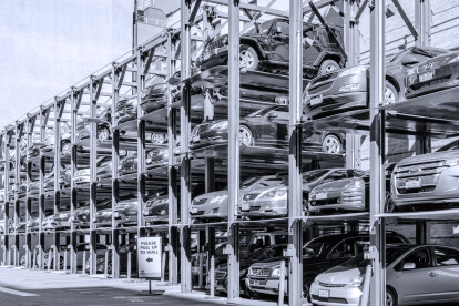 7K4S- Stacker Parking System