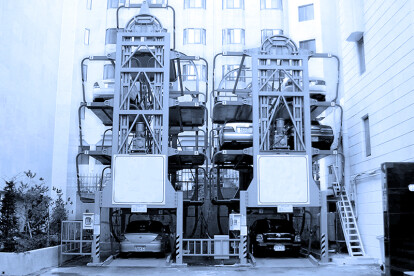 RPS-Rotary Parking System