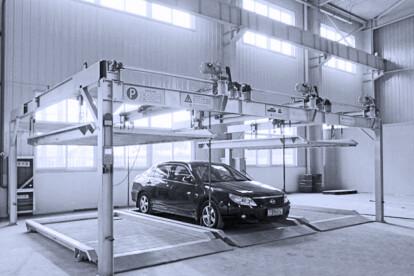 BDP- Bidirectional Parking System