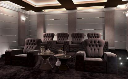 Chest Cinema Seating