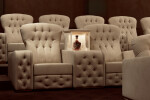 Chest recline chairs