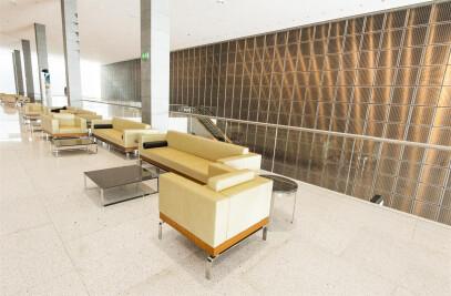 Qatar National Convention Centre – Interior wall