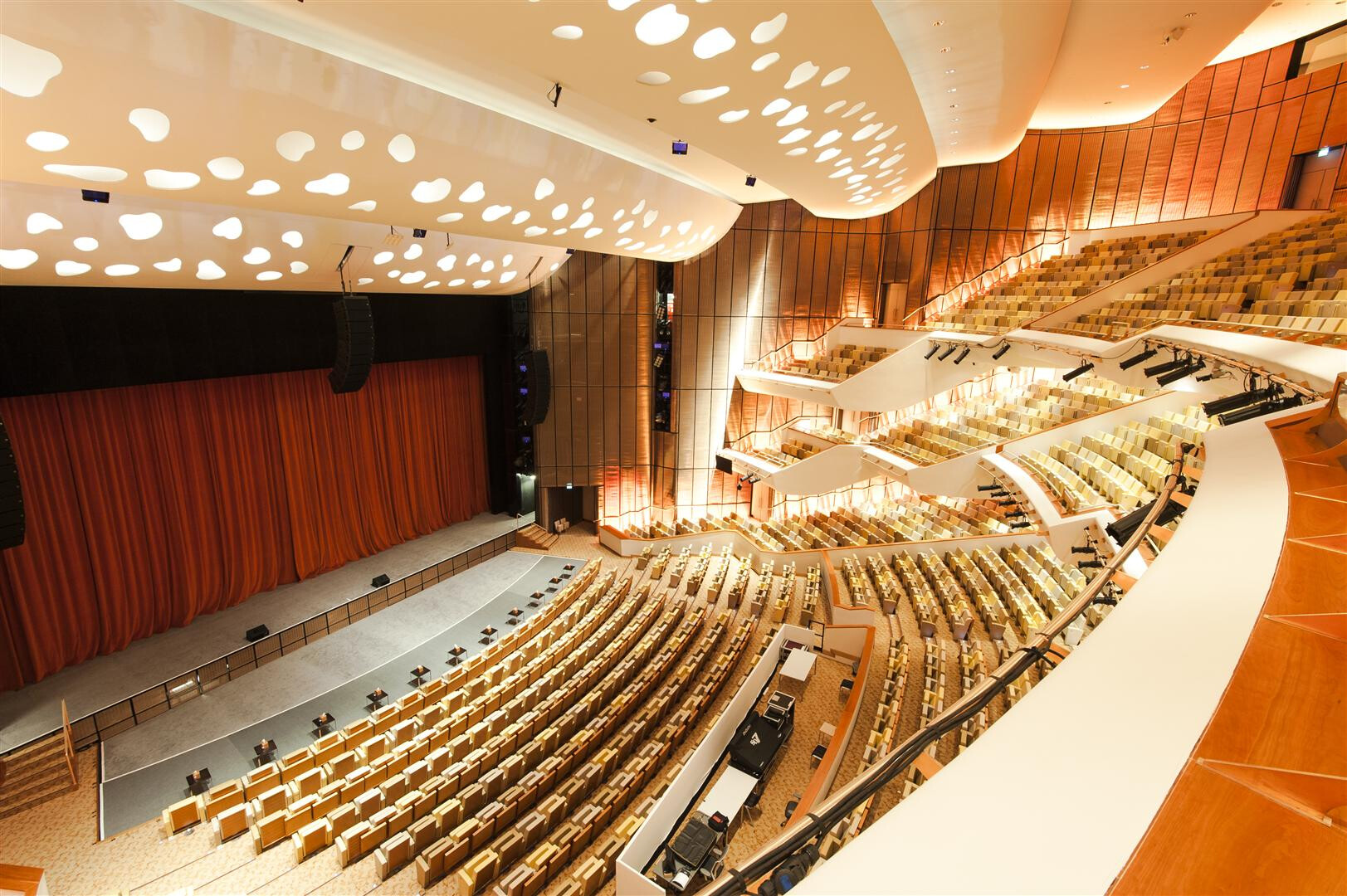 Qatar National Convention Centre – Theater Hall