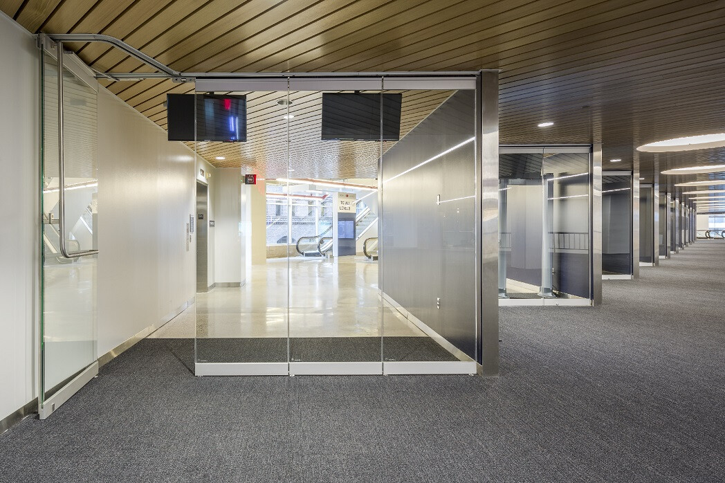 Target Center - Stadium - FSW75 - Swing Door Open