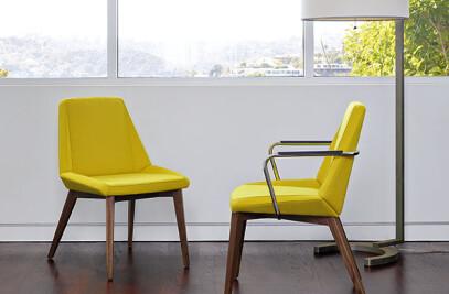 Peachy Leaf Modular By Arcadia Contract Archello Beatyapartments Chair Design Images Beatyapartmentscom