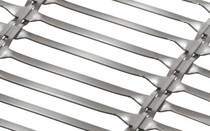 HAVER Architectural Mesh LARGO-TWIST 2045