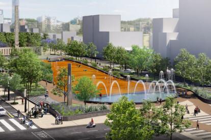 Paseo Urbano CDMX - Eskema Arquitectos