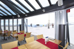 Zugspitze Mountain Restaurant - SL70 - Panels Opened and Closed