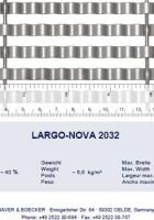 HAVER Architectural Mesh LARGO-NOVA 2032