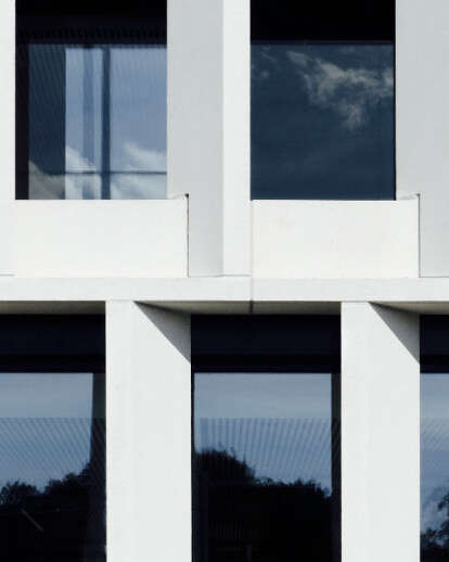 COMPANY OFFICE BUILDING FOR IMMOQUATRO GENT-MARIAK