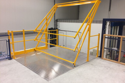 Safety Pallet Gate Systems