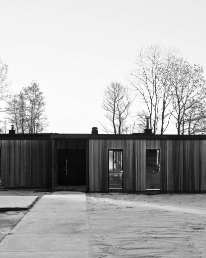 Långharen house