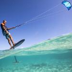 dutch kite surfing instructor dubai