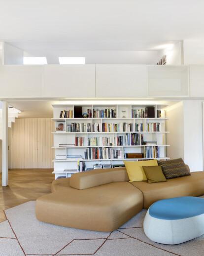 Bartoli Design's new apartment renewal